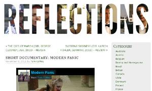 MODERN PANIC | Reflections