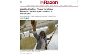 """Gastón Ugalde: 'Yo no funciono bien con los comportamientos de adulto"""""""