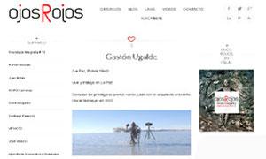 Gaston Ugalde @ Ojos Rojos